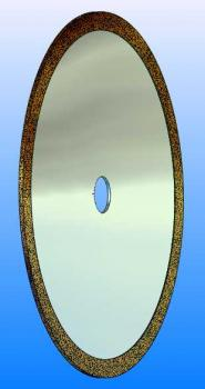 Diamond Discs Type 1A1R0, bronze bond