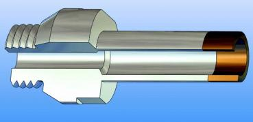 Diamond Core Drill Type 219 for Glass